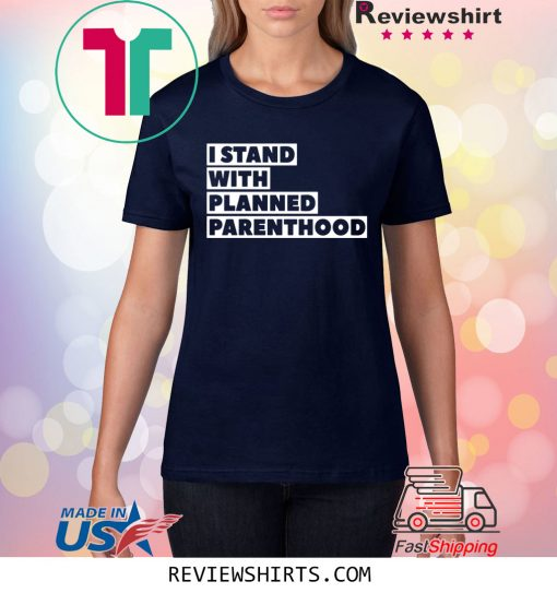 Official Danny DeVito I Stand With Planned Parenthood T-Shirt