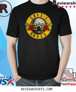 Guns N Roses Black T-Shirt