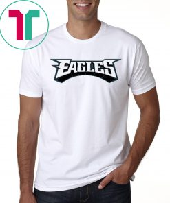Majestic Philadelphia Eagles Logo T-Shirt