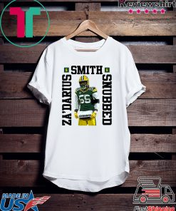 Za'Darius Smith Snubbed Gift T-Shirt