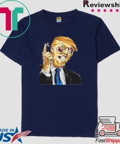 Zombie Trump Gift T-Shirts