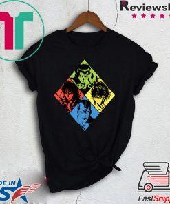 yu yu Colors - Yu Yu Hakusho Gift T-Shirts