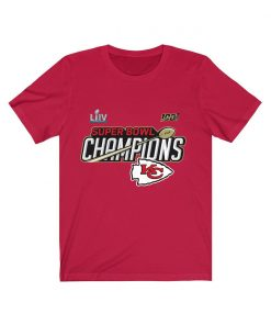 Kansas City Chiefs Super Bowl LIV Champions Gift T-Shirt