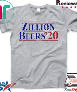 Zillion Beers 2020 Gift T-Shirt