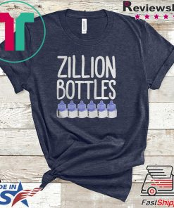 Zillion Bottles Onesie Gift T-Shirt