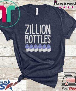 Zillion Bottles Onesie Gift T-Shirt