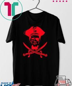 12 Tampa Brady Gift T-Shirt