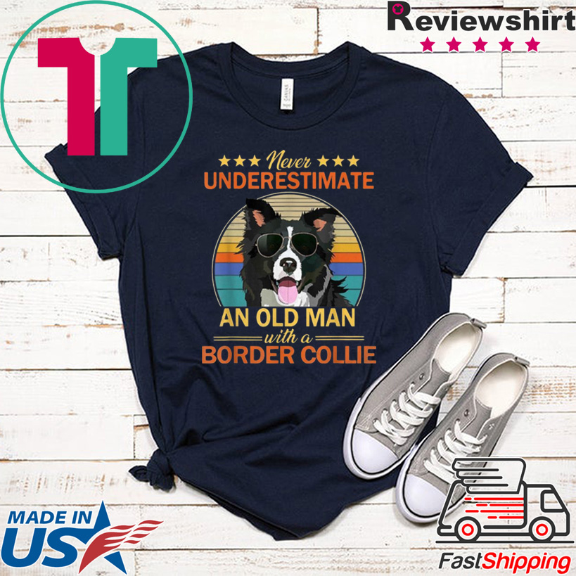 MY FAVE PERSON BORDER COLLIE T-SHIRT Christmas Present Dog Lover Present Cotton