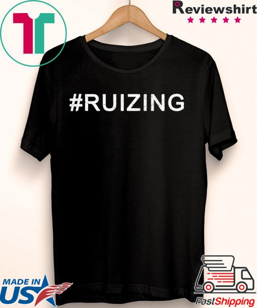 #RUIZING T-SHIRT For Mens Womens