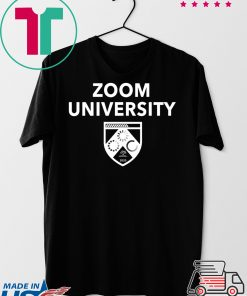 Zoom University Official T-Shirts