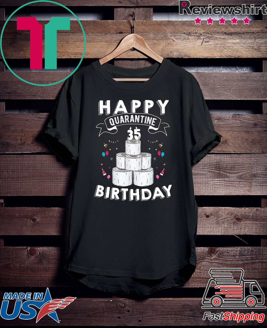 Thirty Five 35th Birthday Gift Themed Women/'s T-Shirt IT TOOK ME 35 YEARS